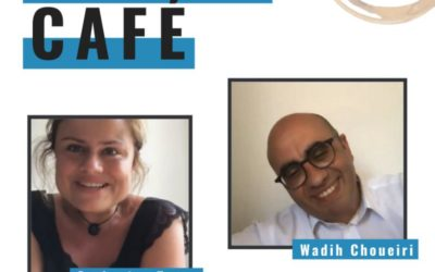 «Pause Café» / Catherine Testa – L'optimisme.Pro